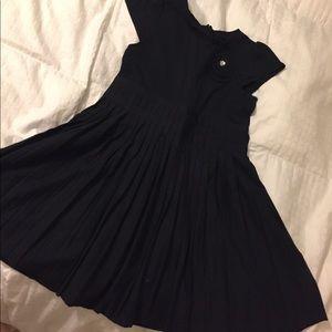 Gymboree Dresses - Pleated black dress